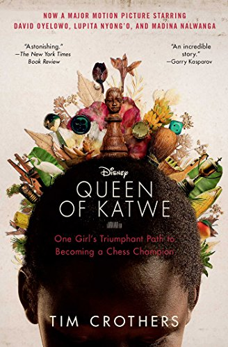 Amazon   The Queen of Katwe: A Story of Life, Chess, and One Extraordinary Girl's Dream of Becoming a Grandmaster (English Edition) [Kindle edition] by Crothers, Tim   Board Games   Kindleストア