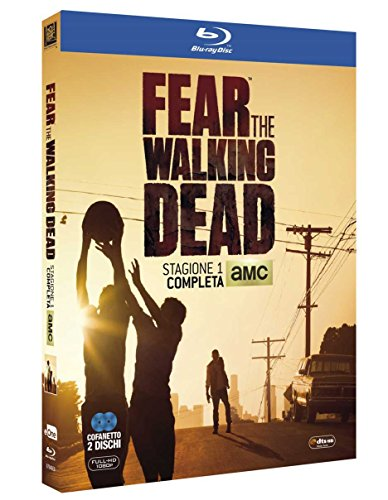 Fear The Walking Dead St.1 (Box 2 Br)