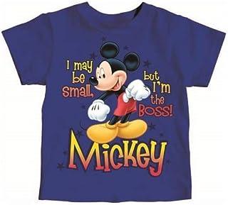 RG BOSS Mickey S/S TEE Royal 3T