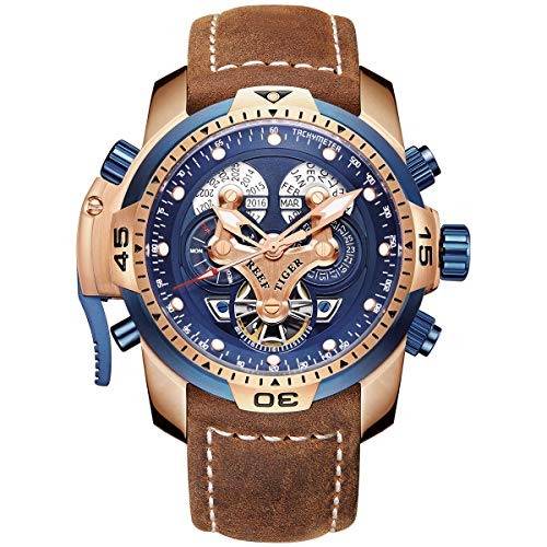 Reef Tiger Men's Military Watches...