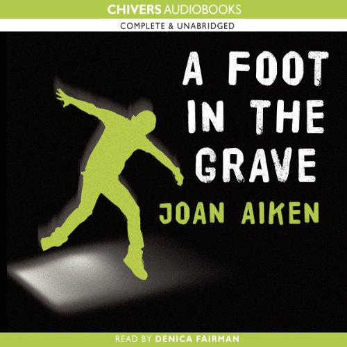 A Foot in the Grave audiobook cover art