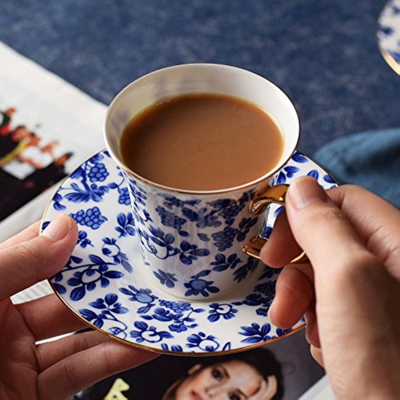 HAN-NMC Plat Tasse à café et Tasse Tasse Tasse en céramique Costume