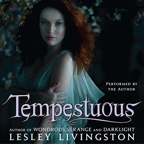 Tempestuous audiobook cover art