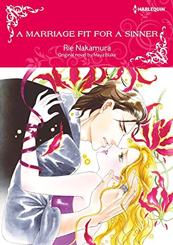 A Marriage Fit For A Sinner: Harlequin comics