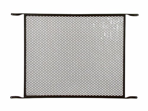 M-D Building Products 33381 M-D Door Grill, 36 in H X 19 in W, Aluminum, Bronze