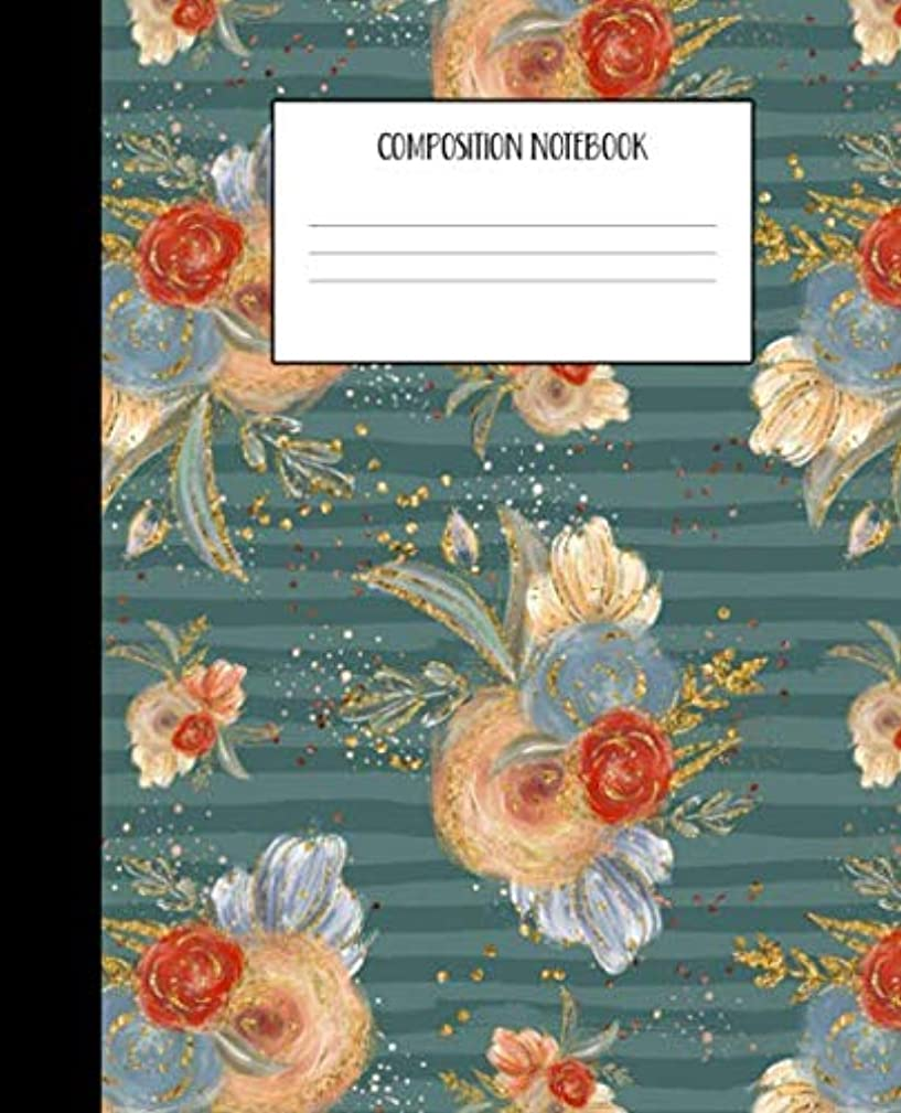 Composition Notebook: Fairy College Ruled Notebook | Lined School Journal | 100 Page |  7.5 x 9.25