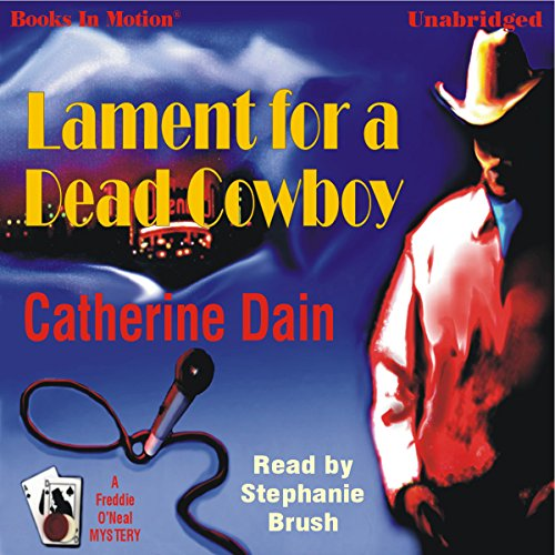 Lament for a Dead Cowboy cover art