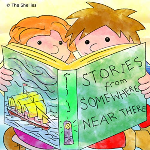 Stories from Somewhere Near There cover art