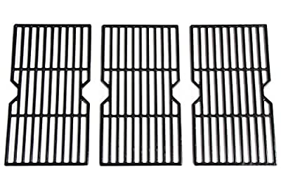 Votenli S6876C (3-Pack) Stainless Steel Cooking Grid Grates Replacement for Charbroil 463420509,463460708,463460710,463461613, 463461614, 466420909,463420508, 463420509