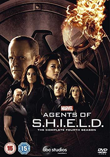 Marvel's Agents of SHIELD Season 4 [Italia] [DVD]