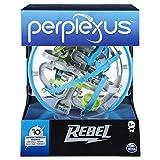 Spin Master Games 6053147 Perplexus Rebel, 3D-Labyrinth mit 70 Hindernissen