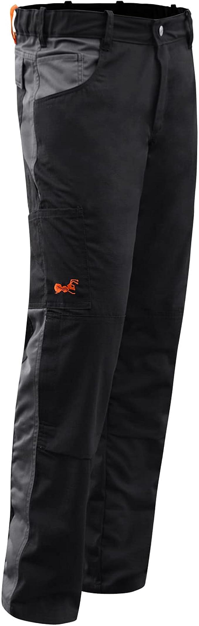 290 opiniones para strongAnt®- Pantalones Elasticos Hombre, Pantalón de Trabajo Berlin Pro 260 GR
