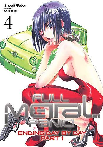 Full Metal Panic! Volume 4 (Light Novel) (English Edition)