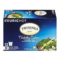 Twinings Nightly Calm Tea, Keurig K-Cups, 12 Count by Twinings