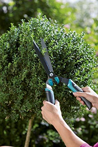 Gardena 399-20 Comfort Tagliasiepi Maneggevole per il Taglio di Bossi/Arbusti da STYLE_NAMElare, Precisa, Leggera, 615 g