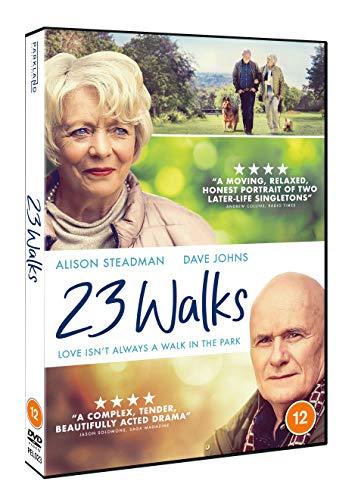 23 Walks [DVD]