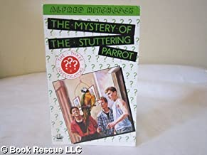 Alfred Hitchcock and the Three Investigators in the Mystery of the Stuttering Parrot by Robert Arthur (1986-09-11)