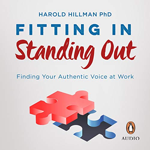 Fitting In, Standing Out cover art