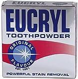 Eucryl Toothpowder Original Powerful Stain Removal...
