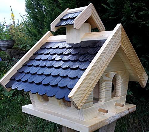 Naturholz-Schreinermeister -   Vogelhaus XL