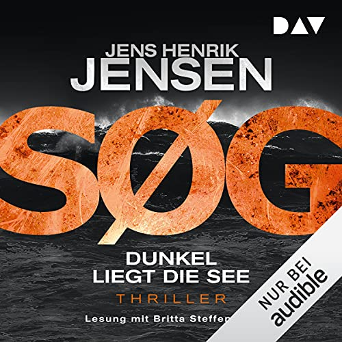 SØG. Dunkel liegt die See cover art