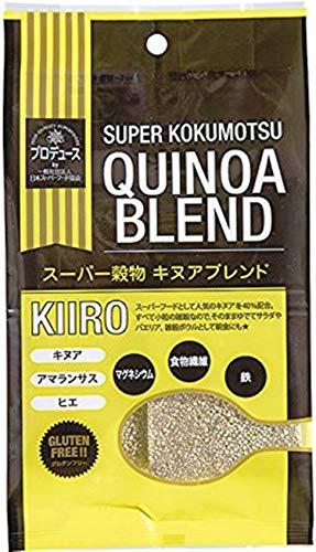 小谷穀粉 OSK スーパー穀物キヌアブレンド KIIRO 100g 5包 [5873]