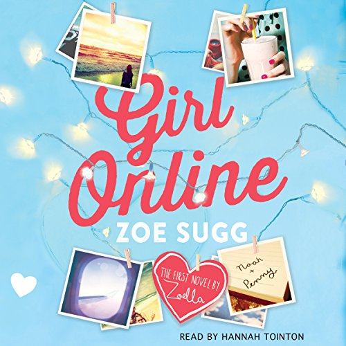 Girl Online  By  cover art