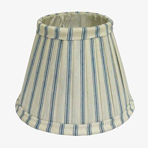 Beter & Beste Decoratief Scherm, Model: 0213501, Blauw Strepen Enkel