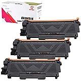 Univirgin Compatible E310dw E310 E515dw E514dw Toner Cartridge Replacement for Dell E514 E515 E515dn P7RMX PVTHG 593-BBKD (Black,3-Pack)