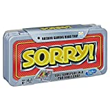 Sorry! Classic Hasbro Game Road Trip Travel Edition