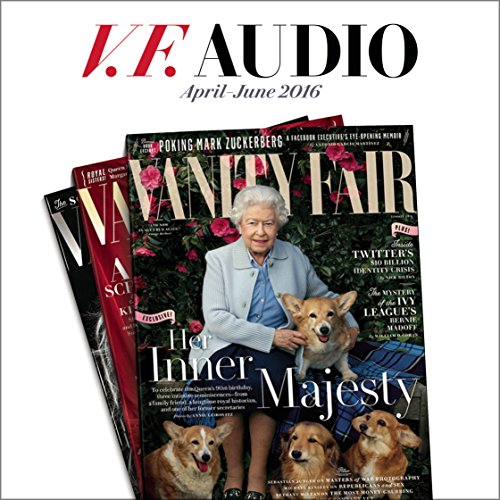 Vanity Fair: April-June 2016 Issue audiobook cover art
