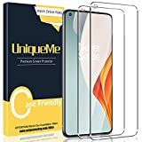 UniqueMe [2 Pack] Protector de Pantalla Compatible con Oneplus N100, Vidrio Templado [9H Dureza] HD Film Cristal Templado