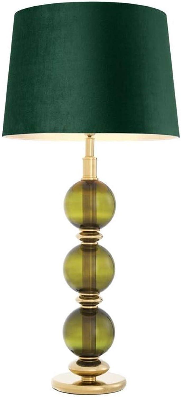 Casa Padrino Luxus Tischleuchte Grün Gold Gold Gold Ø 50 x H. 105 cm - Wohnzimmer Tischlampe mit mundgeblasenem Glas B07JVJ5VM2 | Eleganter Stil  8154e2