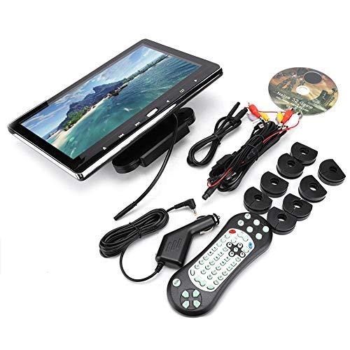 Wendry Auto-Monitor, Auto-Kopfstützenmonitore, DVD-Anzeige für Externe Kopfstützen, digitaler TFT-LCD-Bildschirm, DVD-Anzeige für Externe Kopfstützen, Gaming-Monitor (11,6 Zoll)