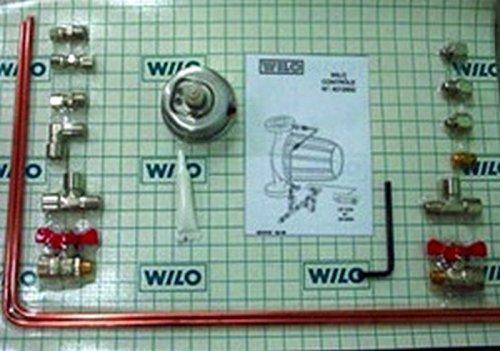 Wilo 4015655 – Zubehör für Sammler WILO Control