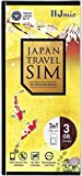 IIJ Japan Travel SIM for unlocked phone 3GB(nano/micro/標準SIMマルチ対応) IM-B232