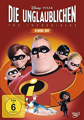 Die Unglaublichen - The Incredibles [Alemania] [DVD]