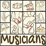 Musicians (feat. Candace Smith, Mr. Happiness, Therese Francess Claire, Antonio Estrada, Chiron Story, by_jonjon, Clinton Clark, zacworld, MunDhi & Magnus Svanfeldt)