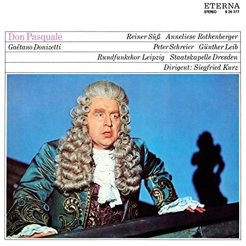 Staatskapelle Dresden, Rundfunkchor Leipzig, Peter Schreier & Siegfried Kurz