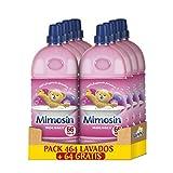 Mimosin Moussel - Suavizante Concentrado, 66 Lavados x 8 Botellas