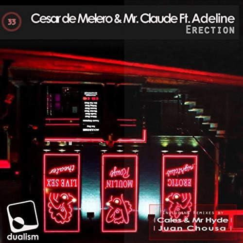 César de Melero, Mr. Claude & Adeline