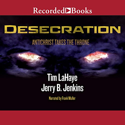 Desecration cover art