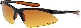 Half Frame Sport X-Loop HD Vision Sunglasses