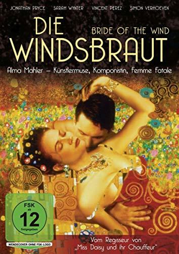 Die Windsbraut - Bride of the Wind (Alma Mahler: Künstlermuse, Komponistin, Femme Fatale) [DVD] [2001]