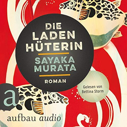 Die Ladenhüterin audiobook cover art