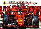 Der offizielle Ferrari Formel 1 Kalender 2021 - Scuderia Ferrari