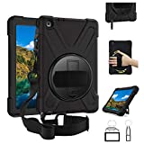 ZenRich Galaxy Tab A 8.0' (2019) with S Pen Case, 360 Degree Rotatable with...