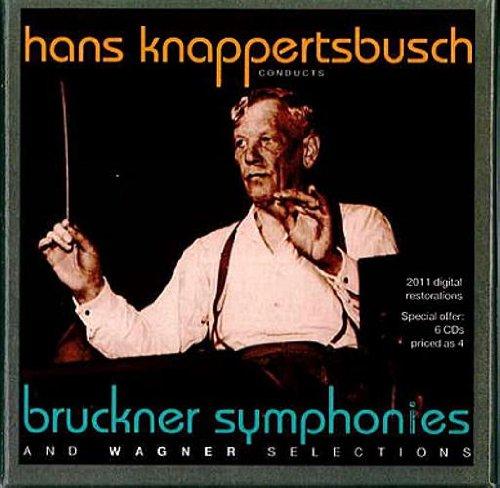 Bruckner: Sinfonien Nr.3, 4, 5, 7-9/Wagner: Die Götterdämmerung/Siegfried/Die Walküre (Auszüge)