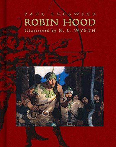 Robin Hood (Scribner Classics)