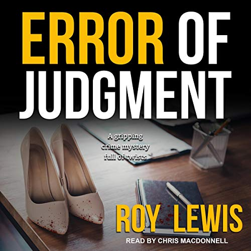 Error of Judgment cover art